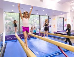 good information for toddlers in gymnastics