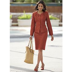 Patterned Suit from Monroe and Main   WW711714
