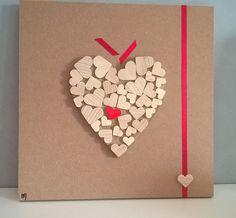 Quadro decorativo cuore decorazione Amore per il Diverso Love for Different di Manoico su Etsy