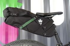 New is arrived with new reflective Missgrape logos. Bikepacking Bags, Saddle Bags, Cycling, Road Bike, Board, Model, Kangaroos, Suitcases, Bicycles