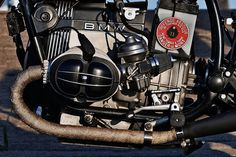 Built on a Budget BMW R100RS custom ~ Return of the Cafe Racers