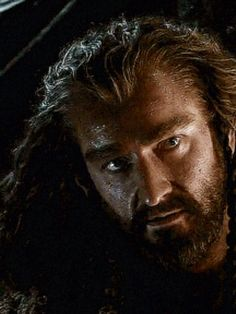 Richard Armitage as Thorin Oakenshield in The Hobbit Trilogy Tolkien, Concerning Hobbits, The Hobbit Movies, Thorin Oakenshield, Aragorn, Jackson, Human Soul, Richard Armitage, Favorite Person