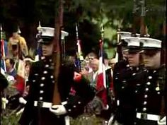 Marine Corps Silent Drill Team...it would be so amazing to see them live! Their videos alone give me chills...