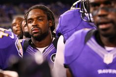 Torrey Smith playing the day of his brother death
