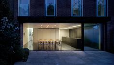 Esszimmer - Sky-Frame 2 - Townhouse in London, GB