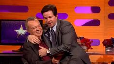 mark wahlberg on the graham norton show, #cheeky