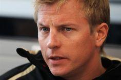 Kimi Raikkonen (FIN) Lotus F1. Formula One World Championship, Rd10, German Grand Prix, Preparations, Hockenheim, Germany, Thursday, 19 July 2012  © Sutton Images