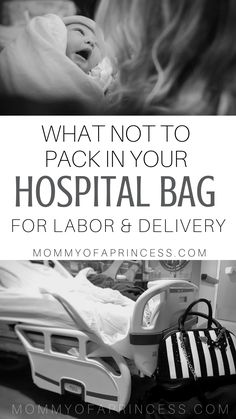 What not to pack in hospital bag and what youre probably forgetting. Most new moms wonder what to bring for birth and what should I pack for the hospital for baby? Heres your ultimate list! When did you pack your hospital bag? Delivery Hospital Bag, Labor Hospital Bag, Packing Hospital Bag, Hospital Bag Checklist, Lamaze Classes, Baby Hacks, Baby Tips, After Baby, Pregnant Mom