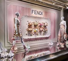 WEBSTA @ fendi - Like a kid in a candy store - it's impossible to pick just one favorite bag or outfit from #FendiSS17! See the whole collection on Fendi.com.