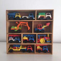 Carrinhos Mitroplast E Gulliver - Anos 80 - Lote C/ 11 + Box - R$ 800,00 em Mercado Livre