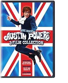 Various - Austin Powers 1-3 Collection