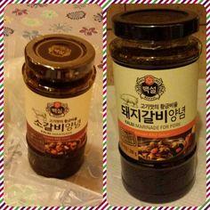 呢款 韓式醬料 好好味 呀 , 大家 不妨 試下