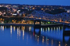 Tennessee River at Florence Alabama