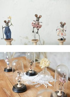 pascale palun - Google Search Vox Populi, Place Cards, Wire, Place Card Holders, Cool Stuff, Google Search, How To Make, Cute Stuff, Cute