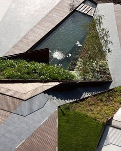 landarch.co Forum of Granada | Granada, Spain ---- By Federico Wulff & Francisco del Corral - 3/5 ---- This new territory is defined by a flexible intervention system, that permits to direct the movement of visitors and improve the perception of the new qualities of the site, as the introduction of interchangeable uses. https://www.instagram.com/p/BH76sSFAoJQ/
