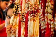 Raksha Bandhan - Rakhi or Raksha Bandhan is a holy festival of India. Raksha Bandhan is a festival of faith and love between brother and sister. Festivals Of India, Indian Festivals, Raksha Bandhan Quotes, Rakhi Festival, Selfless Love, Happy Rakshabandhan, Horoscopes, History, Knot
