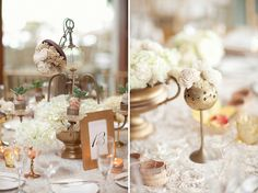 Spanish accents of antiqued gold, ivory, and warm wood. Exquisiteness and timeless details in this beautiful San Diego wedding...