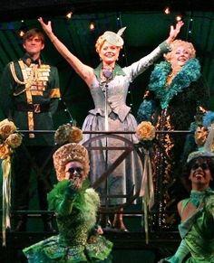 "Aaron Tveit as Fiyero in Broadway's ""Wicked"" -- Thank Goodness"