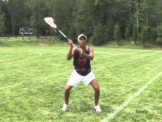 Girls' Lacrosse Defense: Defensive Stance