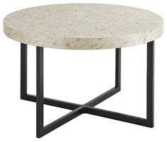 Mother-of-Pearl Coffee Table | Pier 1 Imports