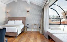Diese neuen Boutiquehotels in Rom sorgen für reichlich Fernweh.