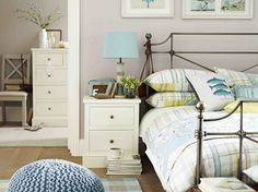 Shop for Clothes, Shoes, Electricals, Homeware & Dresser As Nightstand, Bedroom Decor, Bedroom Ideas, Paint Colors, Comforters, Sweet Home, Interior Design, Well Dressed, Table