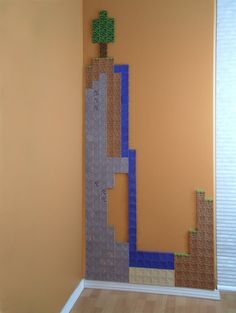 Make Any Room Into Minecraft With This How-To Guide | Side Mission | GameTrailers