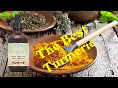 Turmeric Liquid Extract (Best Turmeric Supplement) - YouTube