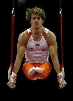 Epke Zonderland Gymnastics Netherlands