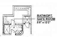 Universal Designed Safe Rooms