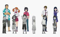 Anime: Ano Hi Mita Hana no Namae o Bokutachi wa Mada Shiranai Sad Anime, Me Me Me Anime, Manga Anime, Anime Art, Angel Beats, Studio Ghibli, Menma Anohana, Chibi, Fanart