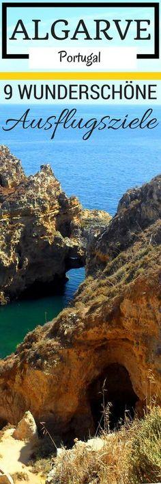 9 wunderschöne Ausflugsziele, die deinen Algarve-Urlaub unvergesslich machen