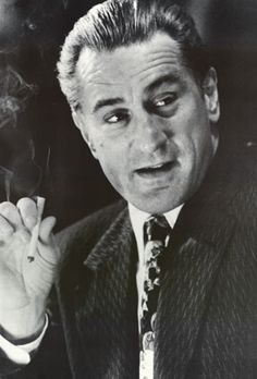 """You learned the two greatest thing in life:never rat on your friends, and always keep your mouth shut."" (Goodfellas)"