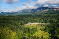 Columbia Gorge Hotels | Skamania Lodge - Photo Gallery | Hotels in Columbia River Gorge