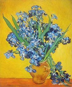 Ирисы. Ван Гог