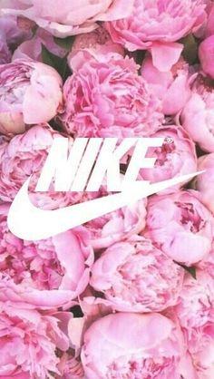 backgrounds, Nike, rose, roses, fond d'écran