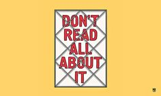 The News: A User's Manual by Alain de Botton – digested read