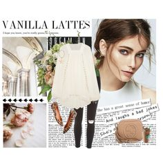 Hello Monday by maggielovelace on Polyvore featuring polyvore fashion style Chloé River Island Madewell Gucci Anine Bing