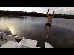 Sommer Sonne Boot fahren! Mit Get on Board - Garmin VIRB Elite Test - YouTube