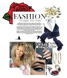 """10."" by luana1208 on Polyvore featuring Pôdevache, Steve Madden, Kenneth Jay Lane, Bobbi Brown Cosmetics and Bésame"