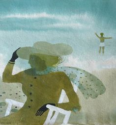 seascape. Mary Fedden