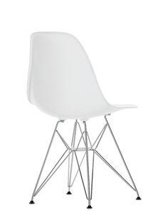 CASANOVA Møbler — Eames Plastic Chair (DSR) - Hvid