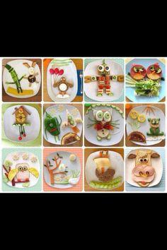 Crafty Food :))