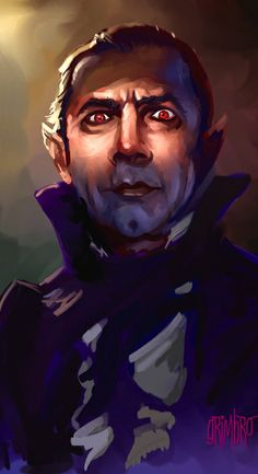☆ Dracula :¦: Art By Grimbro ☆