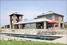 Agricultural Modern Home Design Style