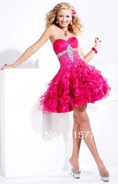 Aqua Chiffon Gem Dress - this is what i think i should wrer for my ...