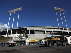 Celebrate the season! Here's our guide to O.co Coliseum, home of your Oakland A's!
