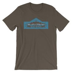 Maelstrom Ride Shirt from Etsy. Theme Park Outfits, Christmas Presents For Friends, Vacation Quotes, Cool Themes, Disney World Tips And Tricks, Disney Merchandise, Yoga Fashion, Racerback Tank Top, Good Things