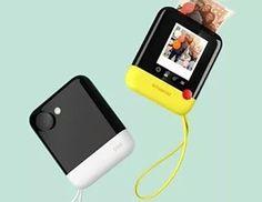 Polaroid lovers! Bersiaplah untuk dimanjakan dengan produk terbaru dari Polaroid yaitu Polaroid Pop. Kamera teranyar ini sendiri dibekali dengan resolusi sebesar 20-megapixel CMOS sensor dual-LED flash dan mampu merekam video berdurasi 1080p layaknya kamera digital. Selain didesain secara unik dan handy Polaroid Pop juga dilengkapi dengan kemapuan Wi-Fi dan Bluetooth untuk mentransfer hasil foto sehingga sangat dinamis bagi kaum urban. Truly pop! (Sr. Features Writer @giovaniuntari)…
