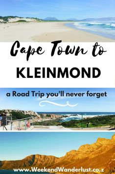 Kleinmond, South Africa, is a relatively short drive away from Cape Town. And when it comes to road trips, the natural beauty surrounding this small town as well as the drive there makes for an amazing road trip. Nature Images, Nature Photos, Africa Quotes, Adventure Activities, Africa Travel, Cape Town, Tanzania, Trip Planning, Travel Inspiration